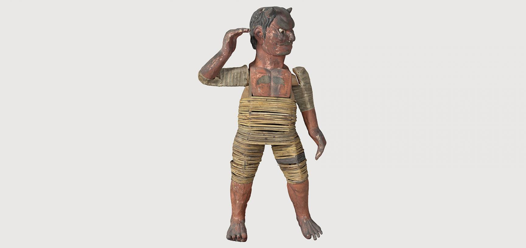 Body of oni figure (1964.1.2.1-4)
