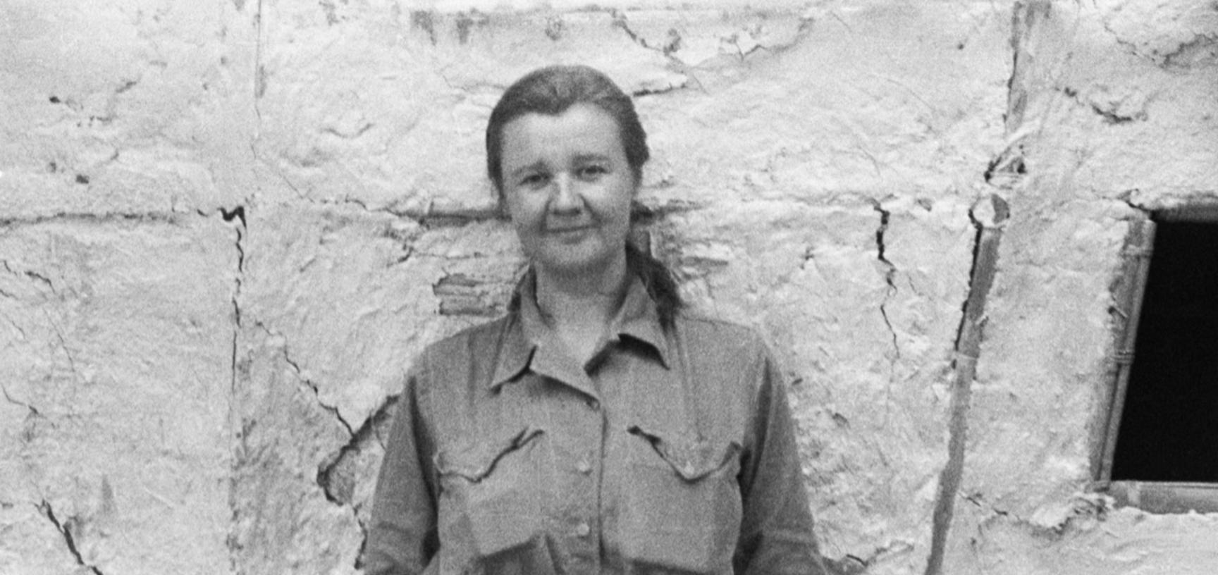 Ursula Graham Bower in India, 1947-8