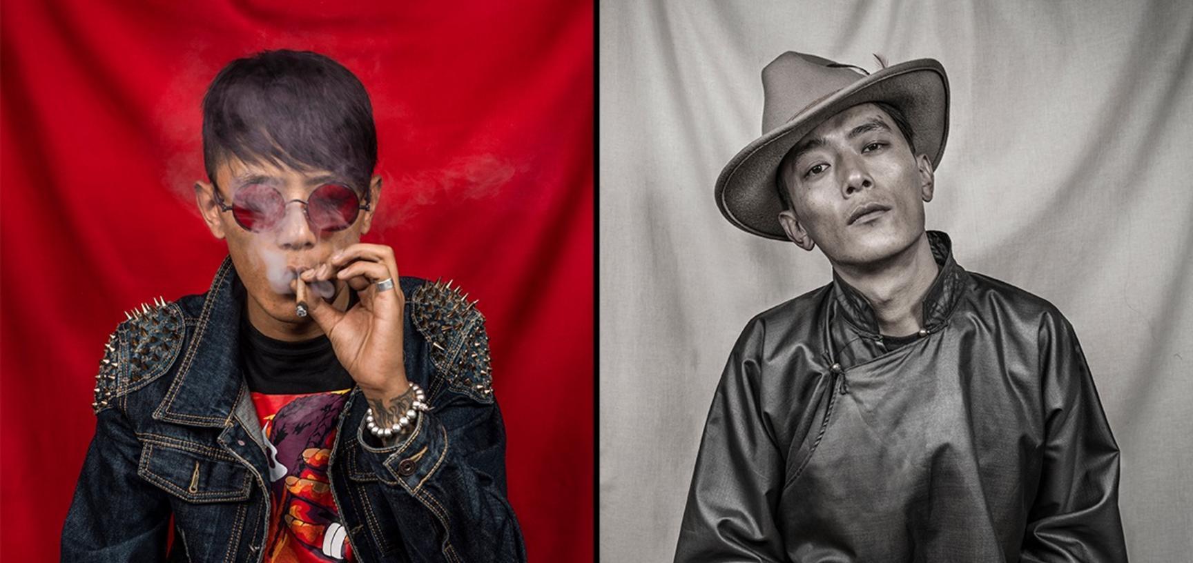 Sonam Tsering. Photograph by Nyema Droma. 2018.