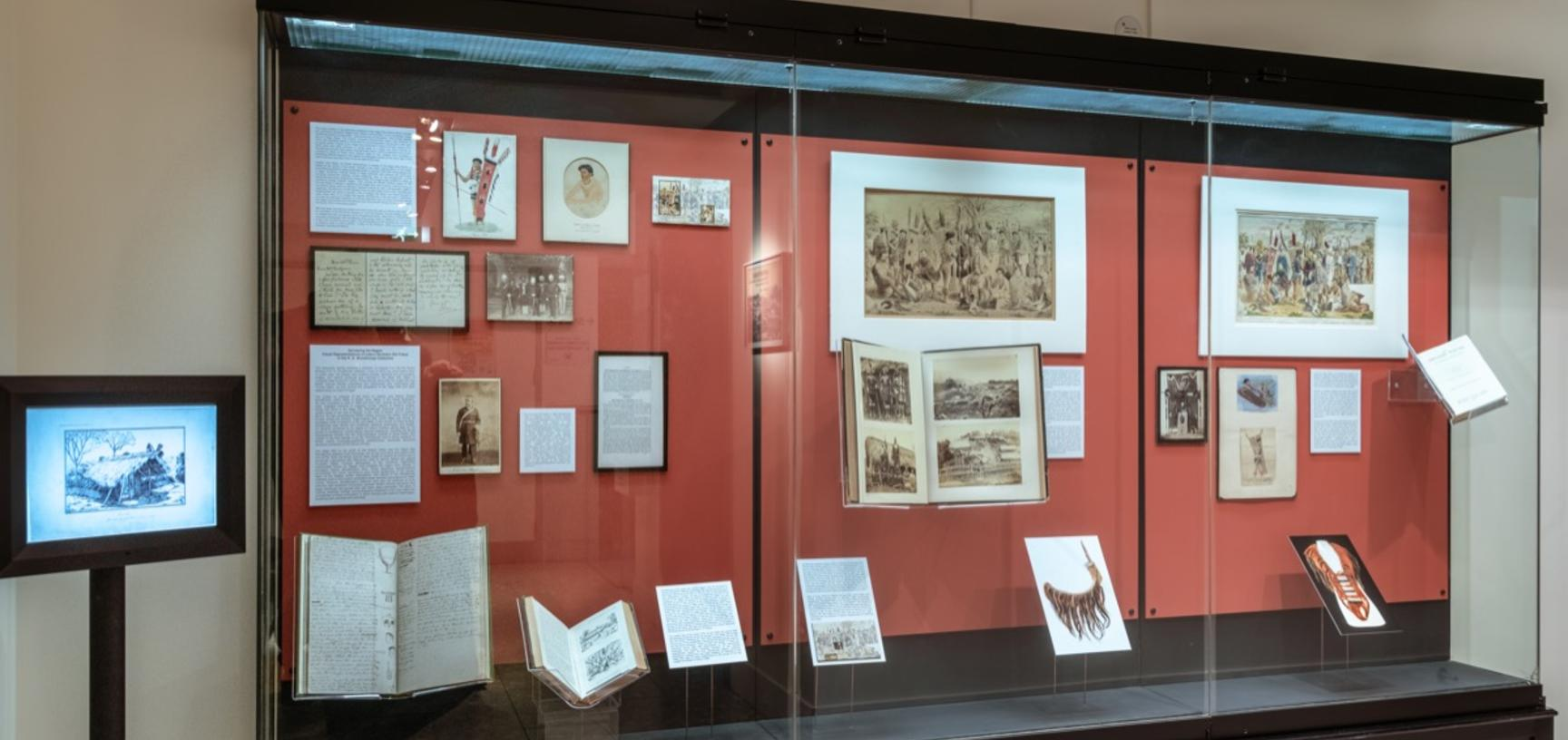 'Surveying the Nagas: Visual Representations of India's Northern Hill-Tribes in the R. G. Woodthorpe Collection', Pitt Rivers Museum, University of Oxford, 12 November 2018 to 19 May 2019.