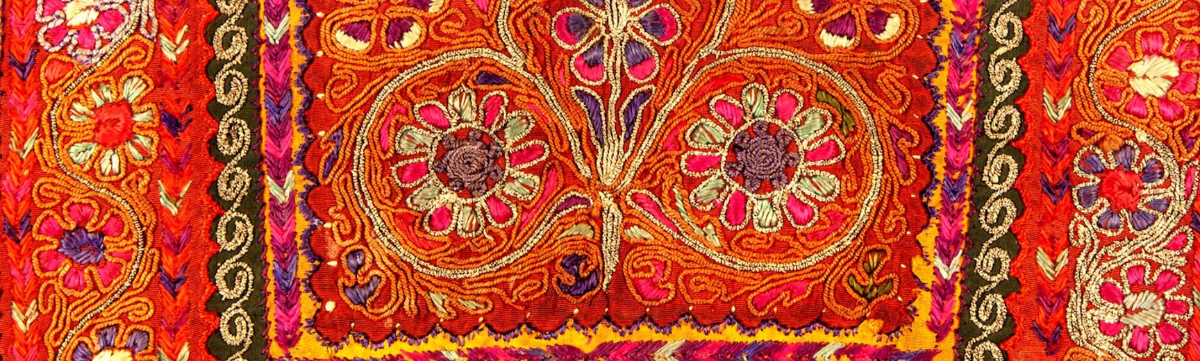 textile close-up