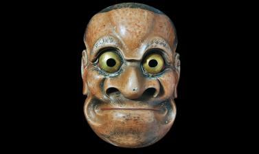 Noh mask 1884.114.22
