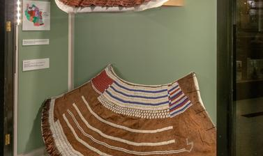 'A Tradition Continued: Iraqw Beaded Skirts Old and New', Pitt Rivers Museum, University of Oxford, 29 October 2018 to 11 March 2019. (Copyright Pitt Rivers Museum, University of Oxford)