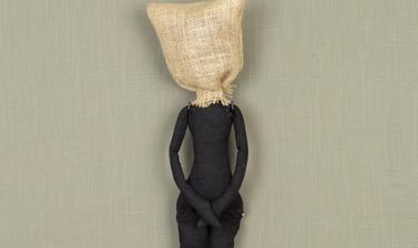 'Iran' from The Dolls, part of the exhibition 'Losing Venus', by Matt Smith.