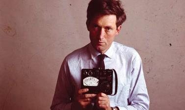 Bryan Heseltine, self-portrait. Early 1950s. (Copyright Bryan Heseltine)
