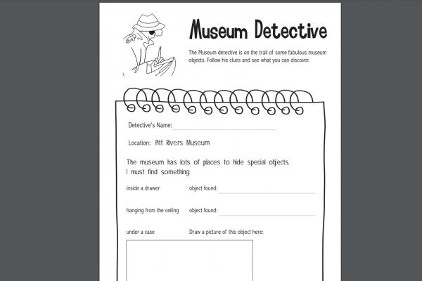 museumdetective