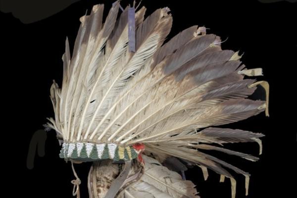 Native American headdress