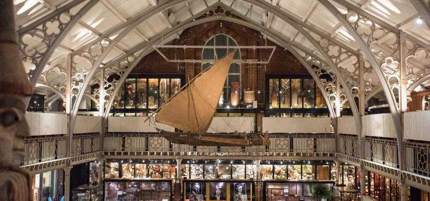 pitt rivers museum by john cairns 8 10 18 12