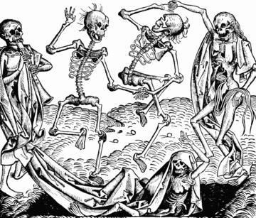 nuremberg chronicles  dance macabre cclxiiiiv
