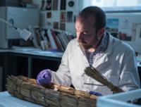 Jeremy Uden, Head of Conservation, Pitt Rivers Museum