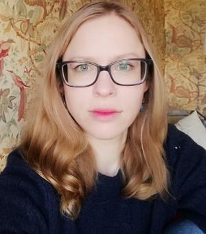 Portrait of Dr Jaanika Vider